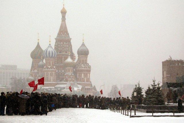 Le Kremlin à Moscou... (Reuters)
