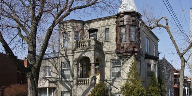 chateau a vendre a montreal