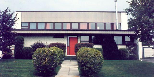 Mai 68 volte face de l 39 architecture r sidentielle for Architecture quebecoise