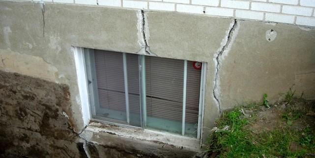 infiltrations d 39 eau colmater les fissures gilles angers entretien de la maison. Black Bedroom Furniture Sets. Home Design Ideas