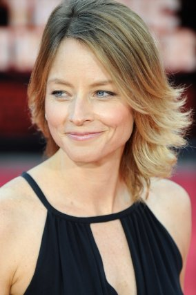 Jodie Foster... (Photo AFP)