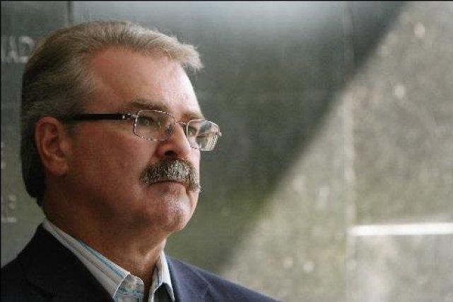 Le ministre de l'Agriculture Gerry Ritz.... (Photo PC)