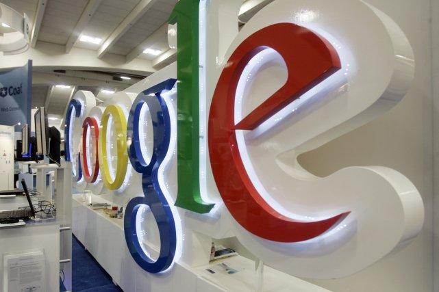 Pour la première fois, Google vient de reconnaître qu'elle utilise depuis 2005... (AP)