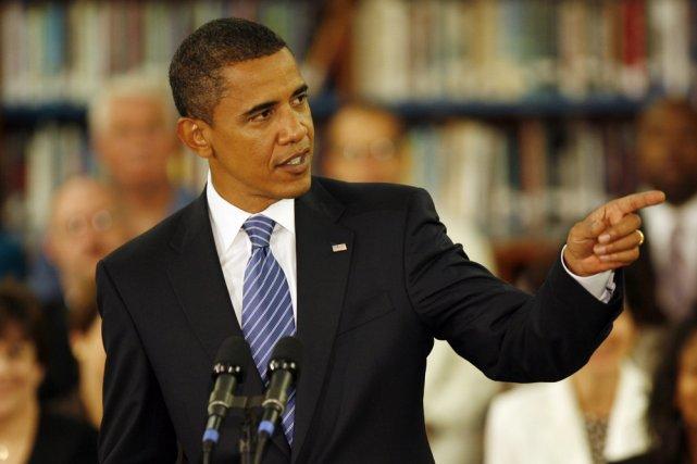 Barack Obama... (AP)