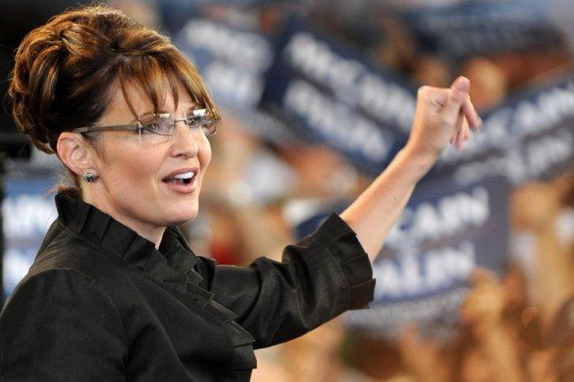 Sarah Palin... (AFP)