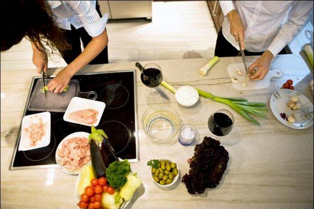 Cuisiner Le Dimanche Pour Traverser La Semaine Anne