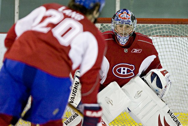 Carey Price... (Photo: François Roy, La Presse)