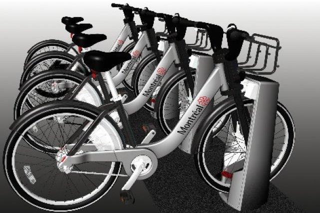Le vélo libre-service lancé hier a désormais un...