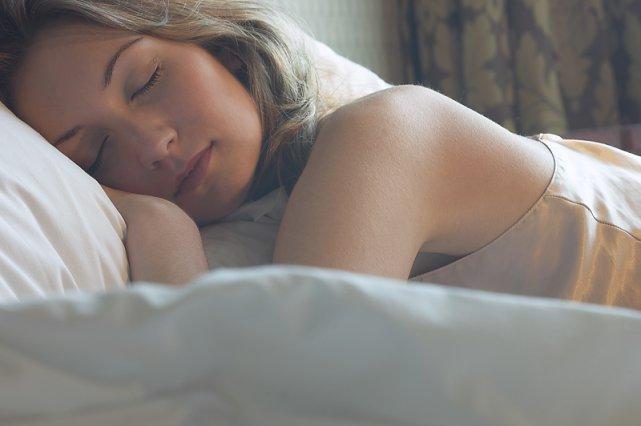 Dormir une heure de plus par nuit réduirait le risque de calcification des...