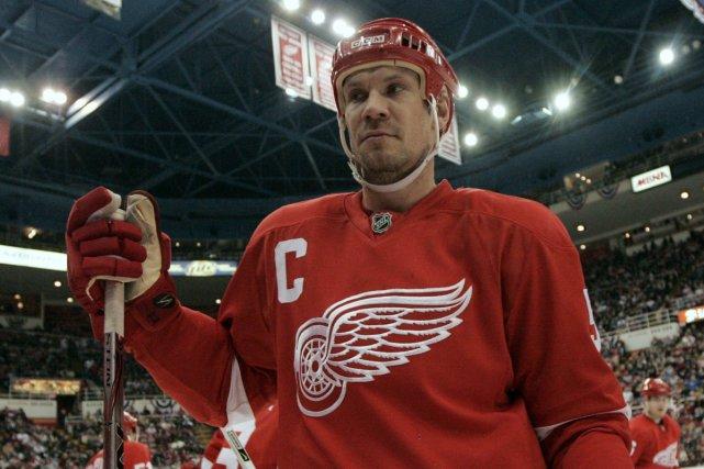 Niklas Lidstrom... (Photo AP)