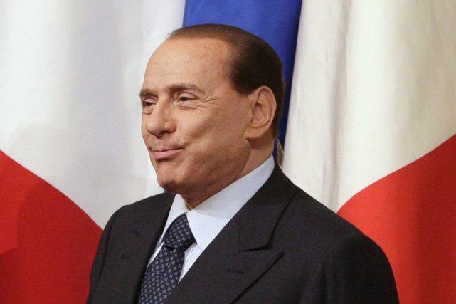 Silvio Berlusconi... (Photo: Reuters)