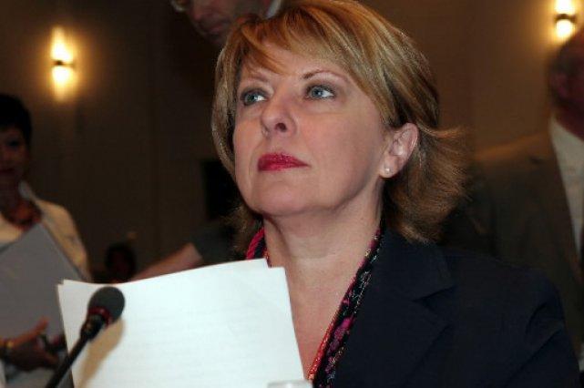 La ministre de la Culture et de la... (Photo: Le Soleil)