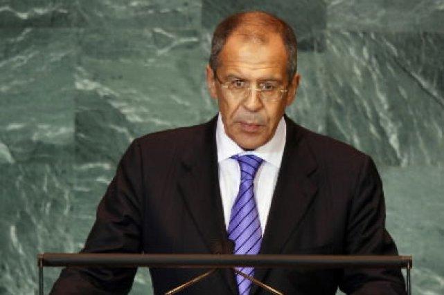 La Russie est inquiète après le lancement d'une fusée par la Corée du Nord,... (Photo: AFP)