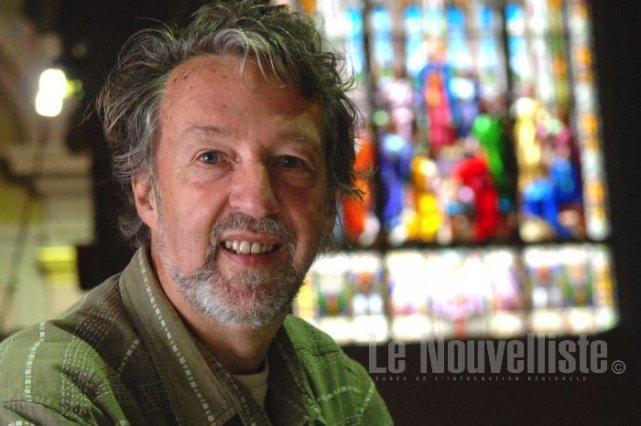 André-Jean Bordeleau... (Photo: Ève Guillemette)