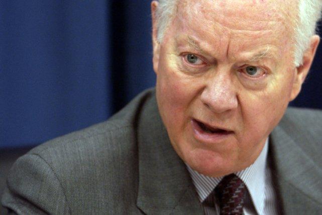 L'ex-juge John Gomery... (Photo: La Presse)