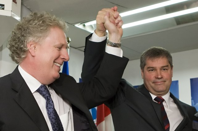 Catapulté au poste de ministre de la Santé en juin sans avoir subi l'épreuve... (Photo La Presse Canadienne)
