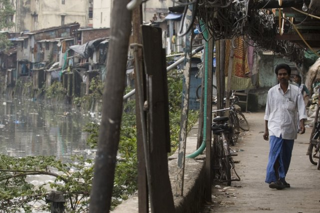 Bombay... (Photo: Martin Chamberland, La Presse)