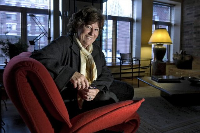 Louise Arbour... (Photo: Alain Roberge, La Presse)