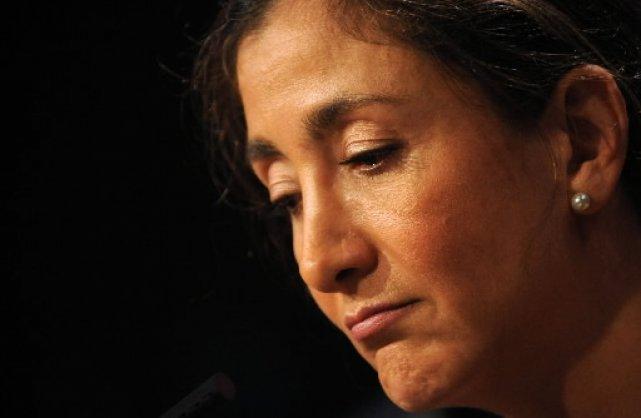 Ingrid Betancourt... (Photo: AFP)