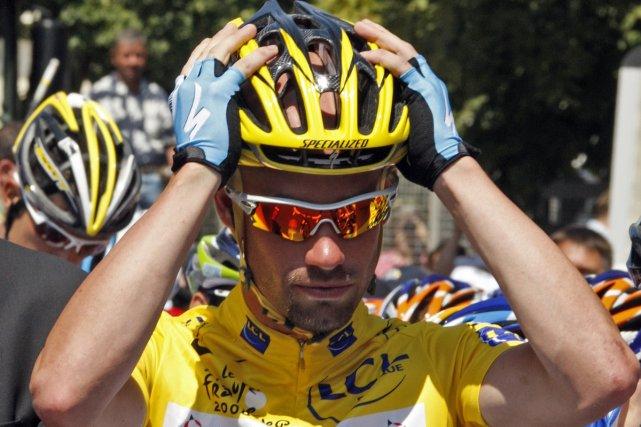 Stefan Schumacher... (Photo: Reuters)