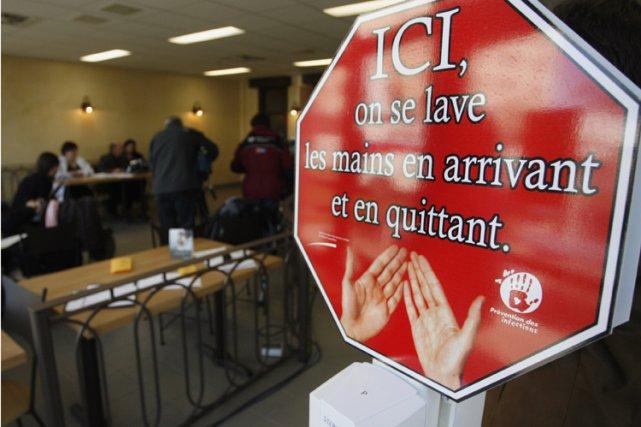 Les personnes qui contractent le Clostridium Difficile (C.Difficile) n'ont pas... (Archives La Presse)