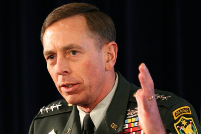 David Petraeus... (Photo: Bloomberg)