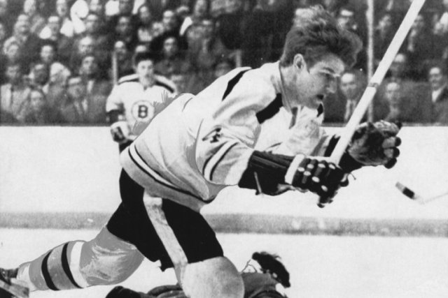 Bobby Orr en 1970... (Photo: archives La Presse)