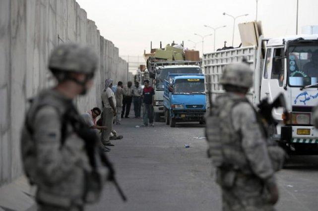 Un ex-soldat américain meneur d'une équipée sanglante en Irak qui s'était... (Photo: AFP)