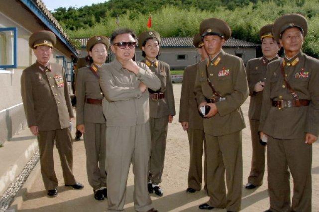 Les services secrets sud-coréens, accusés par la Corée du Nord d'avoir... (Photo AP)