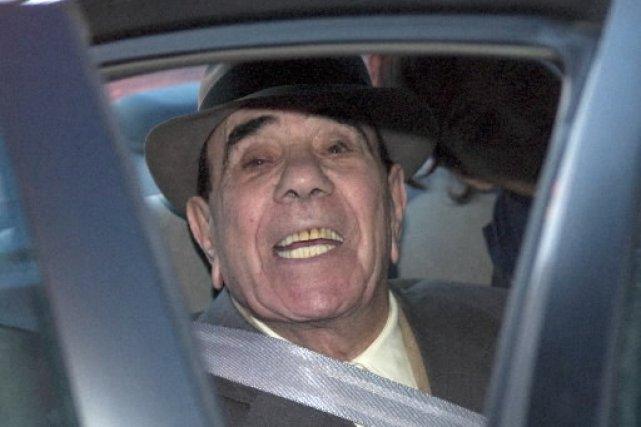 Nicolo Rizzuto... (Photo: Ivanoh Demers, La Presse)