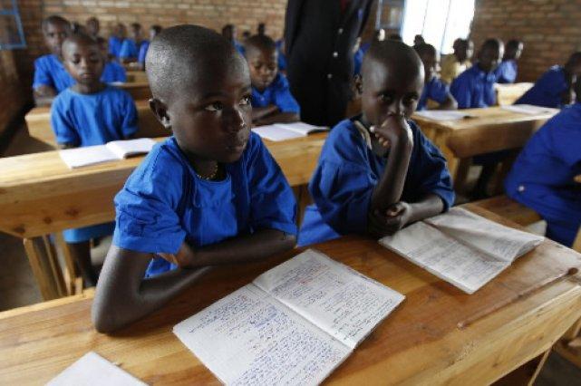 Par décision du président Paul Kagamé, l'anglais devient... (Photo: Reuters)