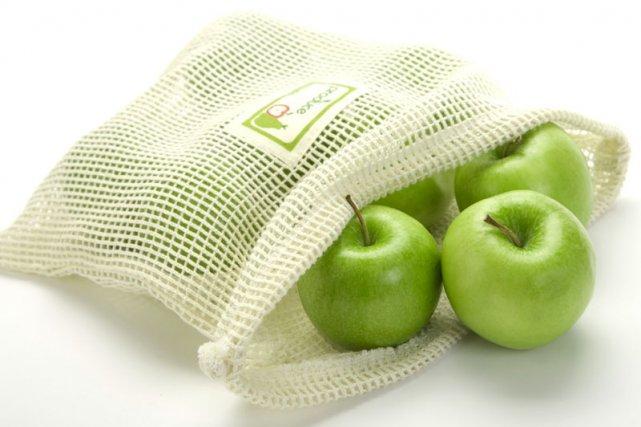 Si tous les sacs très minces dans lesquels on pèse les fruits et les légumes...