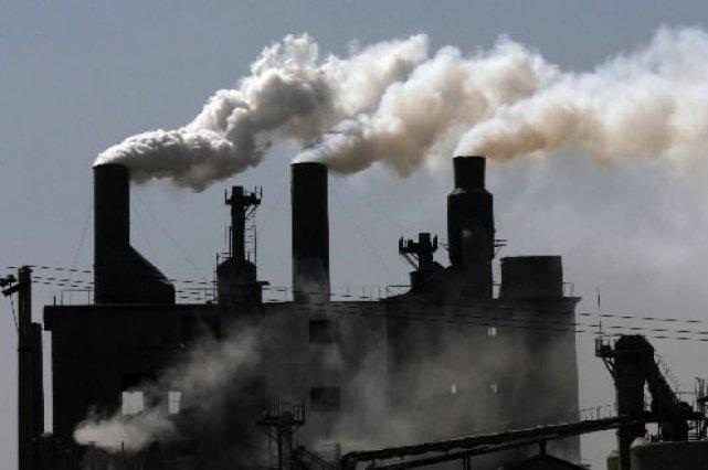 La forte réduction des émissions de gaz à effet de serre préconisée par le... (Photo: Reuters)