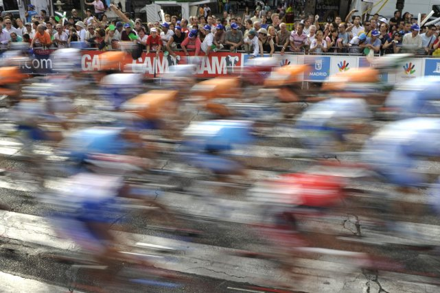 Le Tour de France débutera en 2010 par un contre-la-montre de 9 kilomètres... (Photo: Reuters)