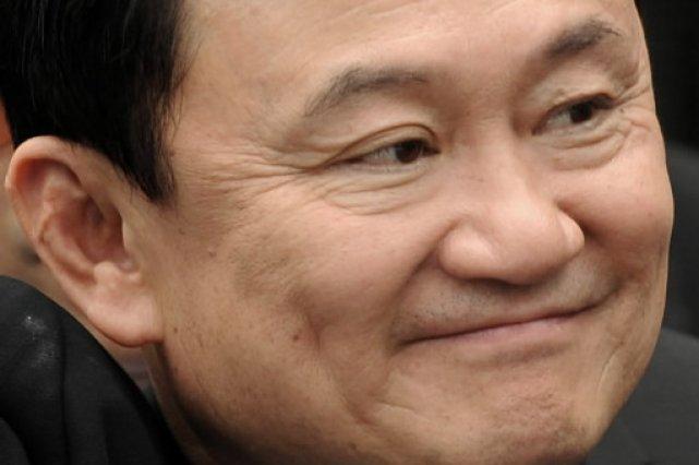 Thaksin Shinawatra... (Photo: AFP)