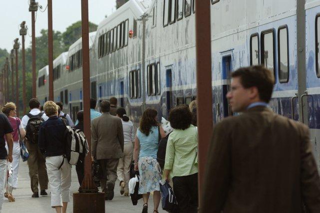L'Agence métropolitaine de transport (AMT) compensera les usagers mécontents de... (Archives La Presse)