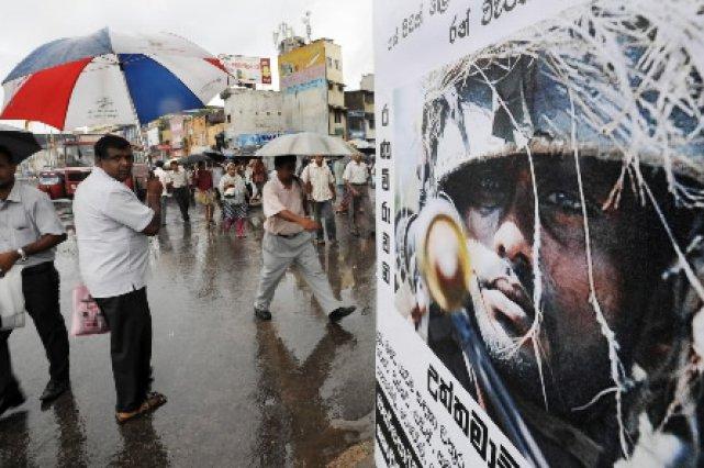 La guerre qui déchire le Sri Lanka depuis trois décennies a atteint un tournant... (Photo: AFP)
