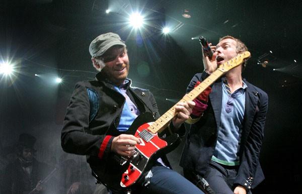 Coldplay domine les mises en nominations aux Grammy... (Sylvain Marier, Le Droit)