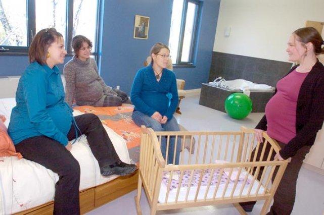 enfin l 39 accouchement de la premi re maison de naissance de
