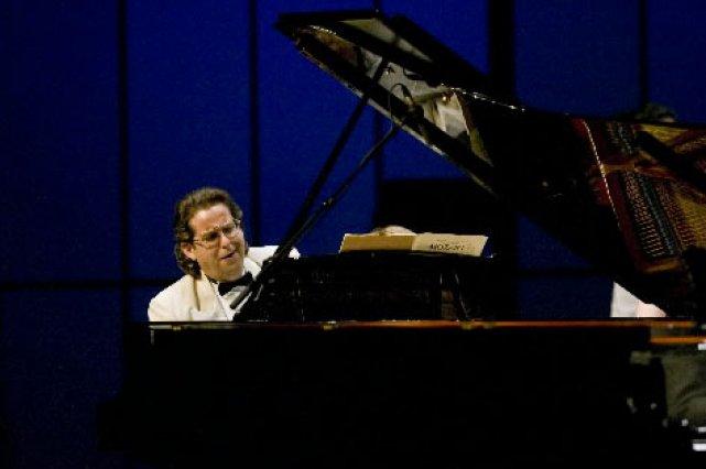 Le pianiste Alain Lefèvre... (Photo: André Tremblay, La Presse)