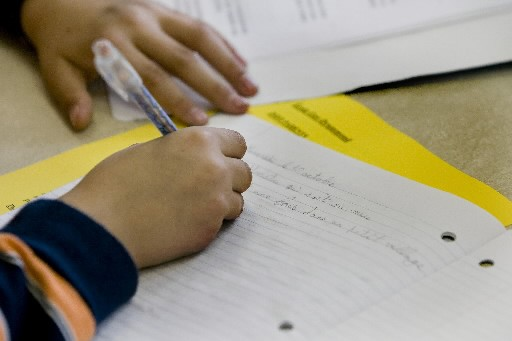 Les enfants souffrant d'un trouble déficitaire de l'attention avec... (Photo: Patrick Sanfaçon, La Presse)