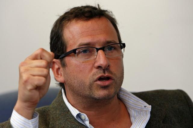 Yves-François Blanchet... (Archives La Presse)