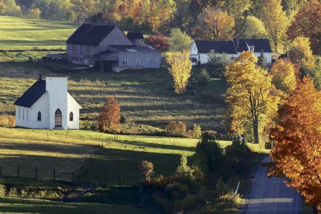 Sur les chemins peu fr quent s des cantons de l 39 est - Office du tourisme des cantons de l est ...
