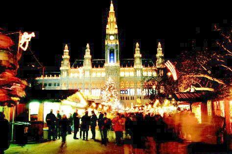 Noël à Vienne... (Photo: Claudio Alessandri, Wien-Tourismus)