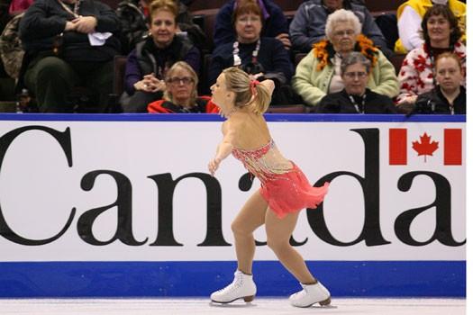 Joannie Rochette... (La Presse Canadienne)