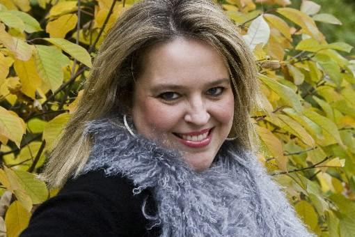 Karina Gauvin n'a rien d'une diva de l'opéra... (Photo Rémi Lemée, La Presse)