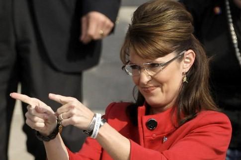 Sarah Palin... (Photo: AP)