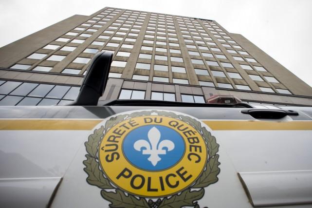 Deux cadavres ont été trouvés mercredi matin, à Saint-Côme, dans la région de... (Photo: Ivanoh Demers, La Presse)