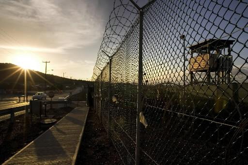La prison de Guantanamo Bay.... (Photo: AP)
