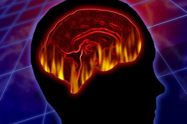 Une réduction chronique du débit de sang vers le cerveau pourrait être une des...